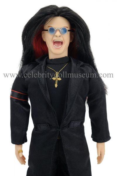 Ozzy Osbourne talking doll