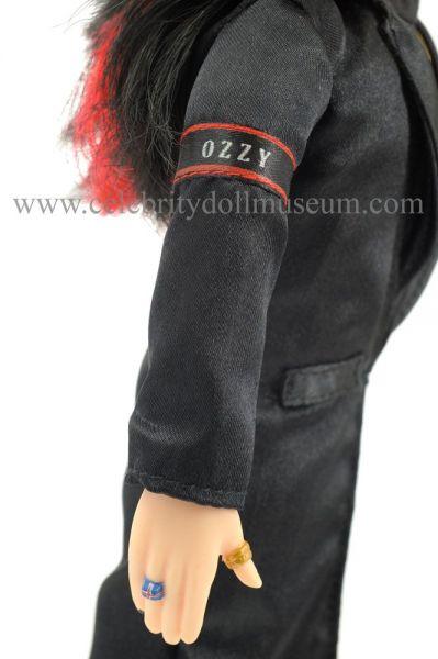 Ozzy Osbourne talking doll arm