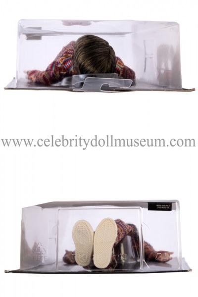 Jimin BTS doll box top and bottom