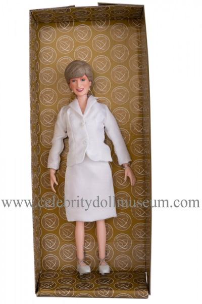 Princess Diana talking doll insert
