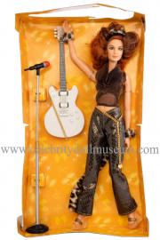 Rachael Leigh Cook doll box insert
