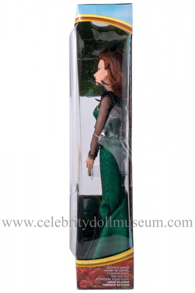 Rachel Weisz doll box side