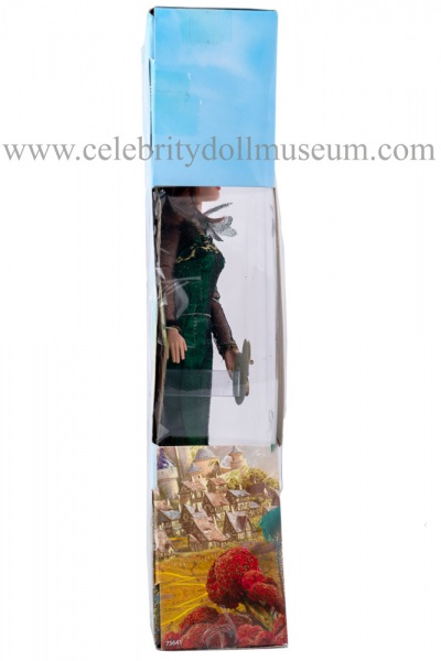 Rachel Weisz doll box other side