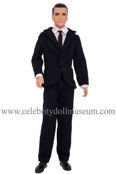 Rock Hudson doll