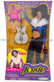 Rosario Dawson doll box