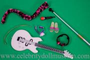 Rosario Dawson doll accessories