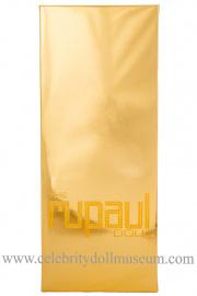 RuPaul doll box front