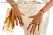 RuPaul doll hands