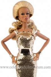 RuPaul doll