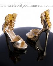 RuPaul doll shoes