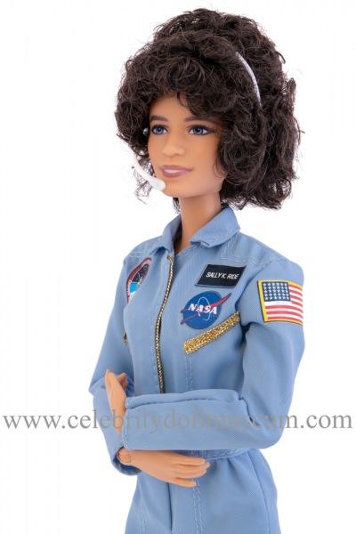 Sally Ride doll