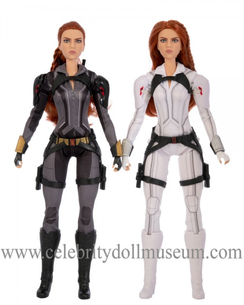 Scarlett Johansson dolls