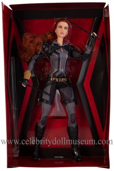 Scarlett Johansson doll (Amazon edition) box insert