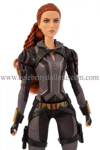 Scarlett Johansson doll (Amazon edition)