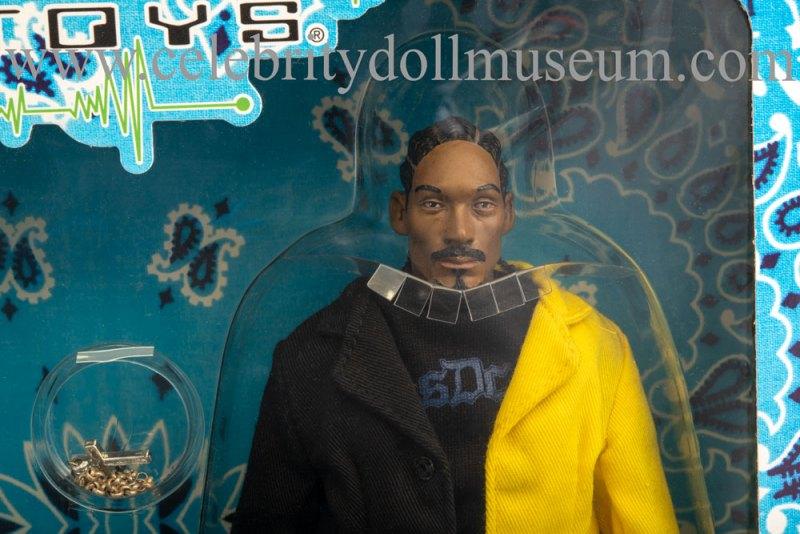 Snoop Dogg doll