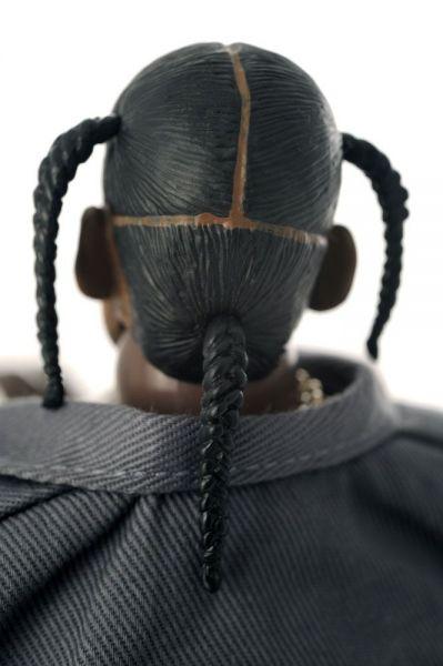 Snoop Dogg action figure hair