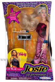 Tara Reid doll box