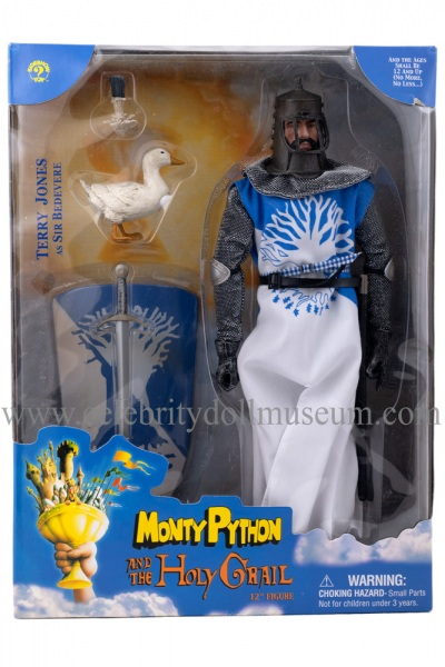 Terry Jones Monty Python doll