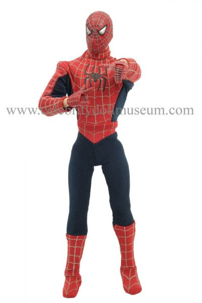 Tobey Maguire doll