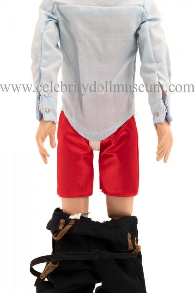 Bill Clinton Toypresident Doll
